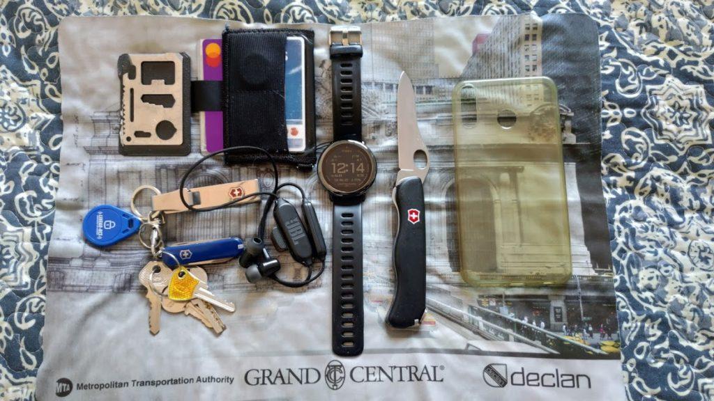 O que você carrega com você no seu dia-a-dia? O EDC é uma forma de saber o que ter por perto para evitar confusões!